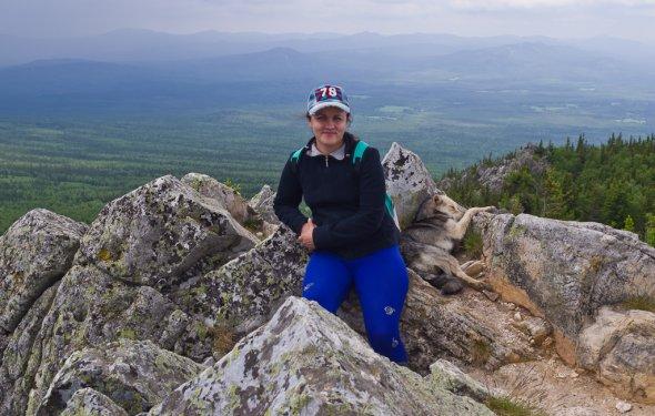 Восхождение на гору Ялангас