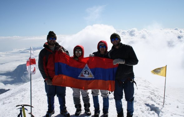 Федерация альпинизма и горного