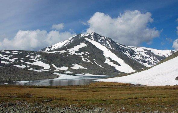 Гора Народная на фото