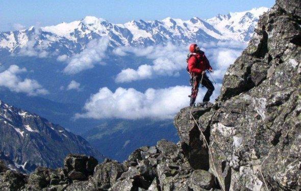 горный туризм в россии
