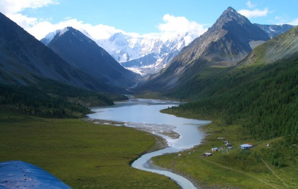 горный туризм видео