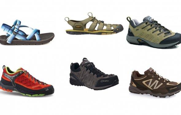 Как выбрать обувь для похода в