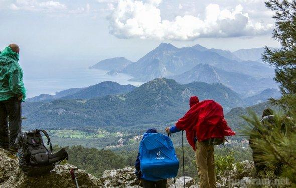 Маршруты восхождения в горы. «