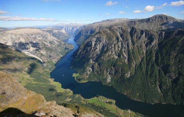 Норвегия. Пешие походы в горы