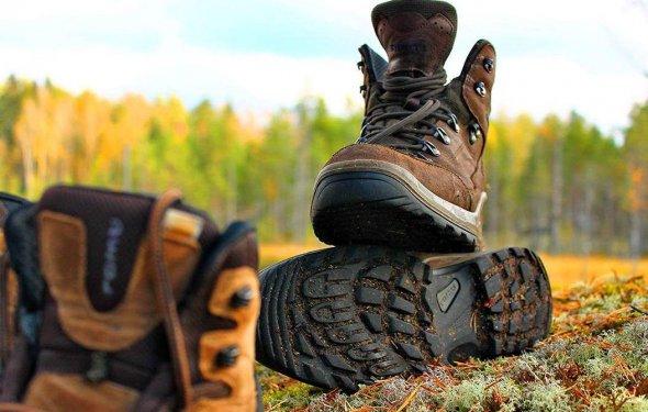 Одежда и обувь для похода в