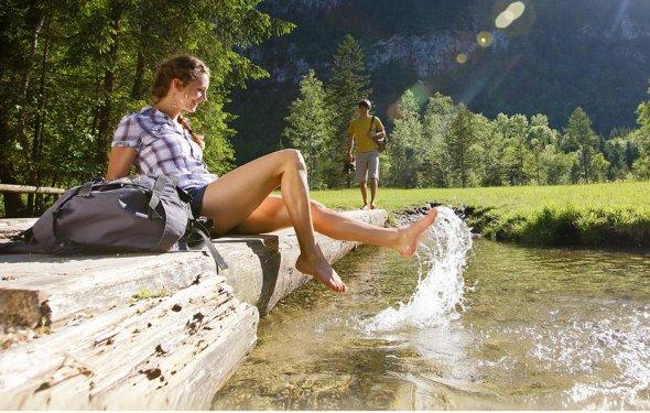 Пеший туризм в Баварии и