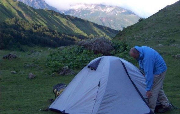 Походы по горной Абхазии