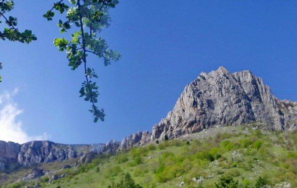 Поход «Пещерные города Крыма»