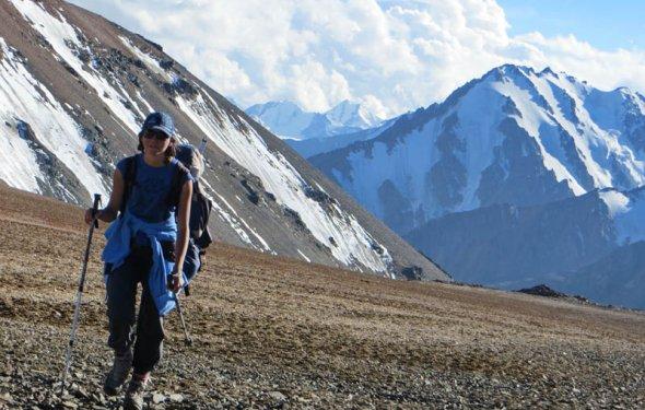 походы в горы Алматы