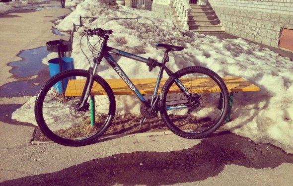 Продам велосипед — фотография