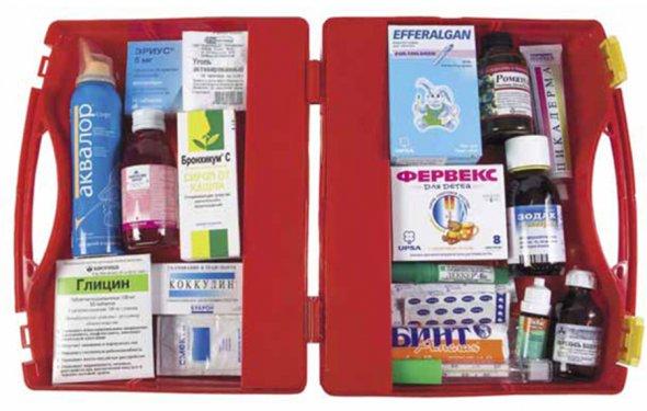 Медицинские препараты для