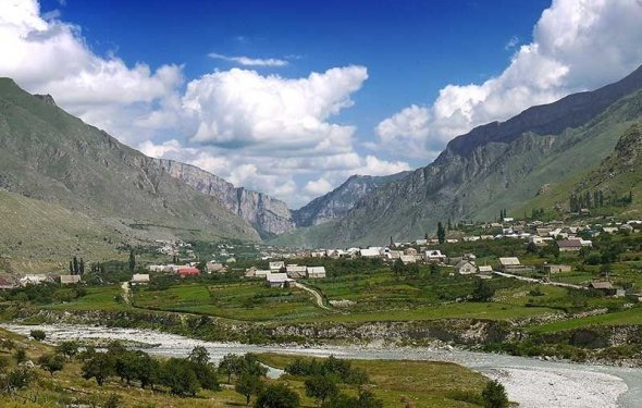 Тур на Кавказ на Ноябрьские
