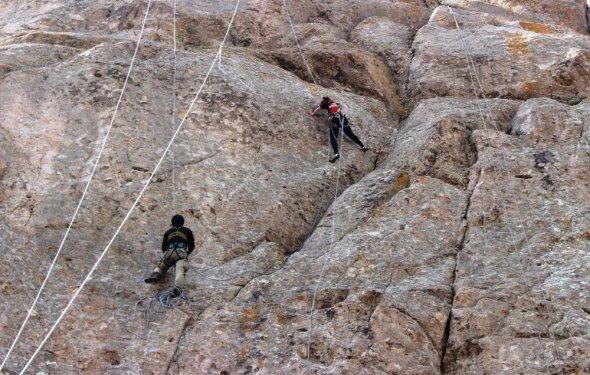 юбилей секции горного туризма