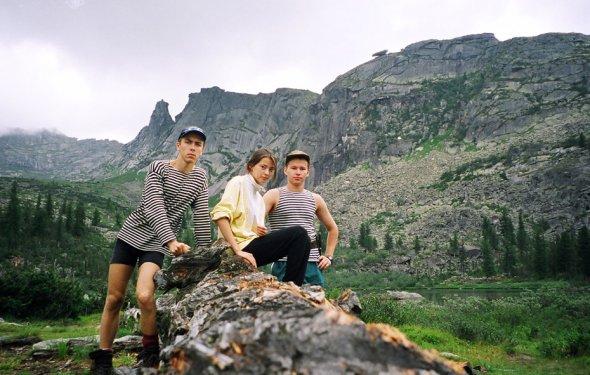 Мой первый горный поход в